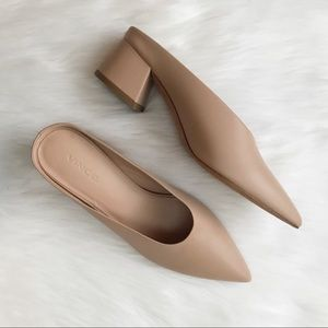 Vince Ralston Pointed Mule
